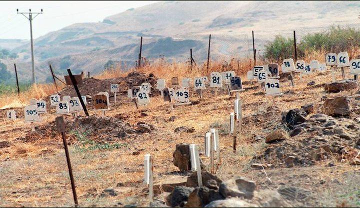 منذ عام 2015.. الاحتلال يحتجز جثمان 26 شهيد