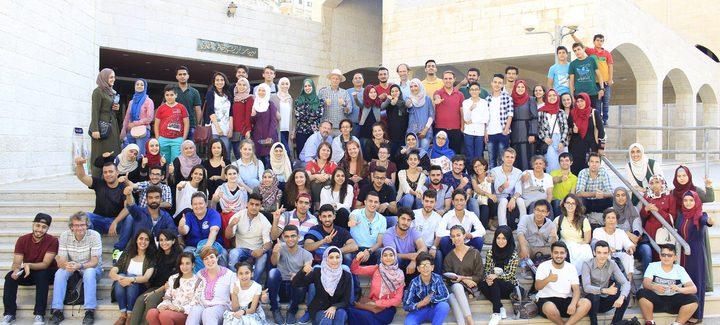 برنامج زاجل يختتم فعاليات مخيم شهر تموز
