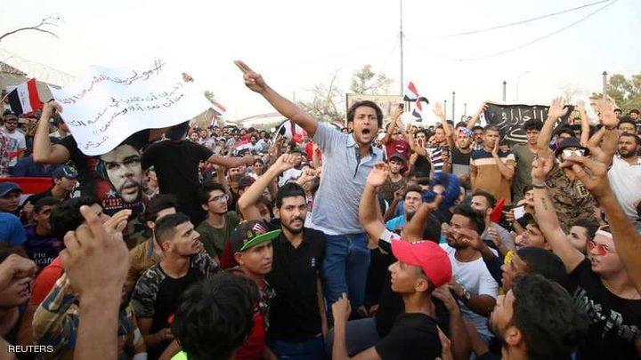قتيل بتظاهرات جنوب العراق