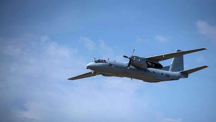 طائرة أوكرانية تهبط اضطراريا شمال مصر