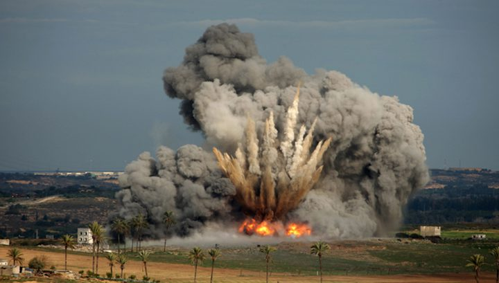 الاحتلال يُعلن بدء عملية عسكرية في غزة