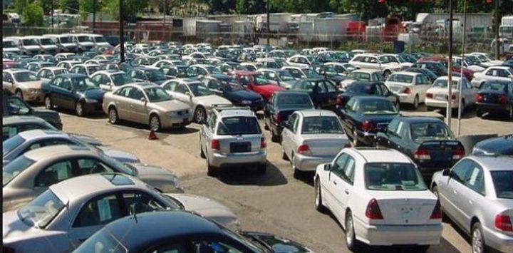 مرور غزة تطالب المواطنين باستيلام سياراتهم
