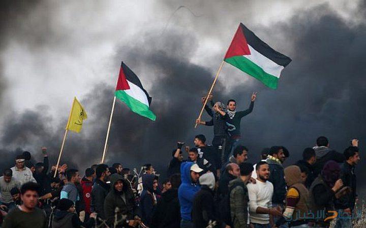 """غزة تستعد لـ جمعة """"لن تمر المؤامرة"""""""
