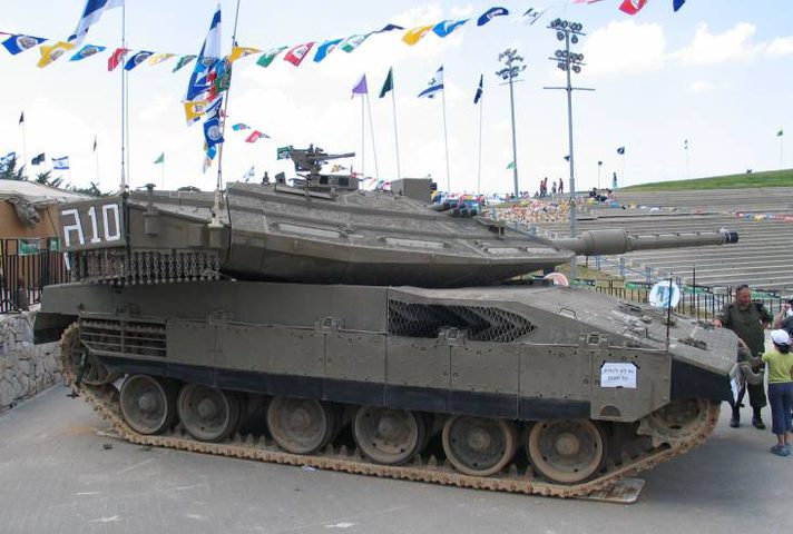 الاحتلال يطور دبابةً جديدة