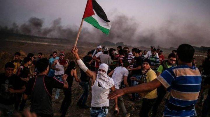 الهيئة العليا تعلن اسم الجمعة المقبلة على حدود غزة