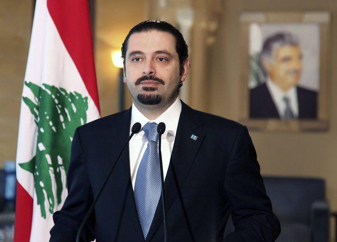 الحريري يرحب بالخطة الروسية لعودة نازحين سورية