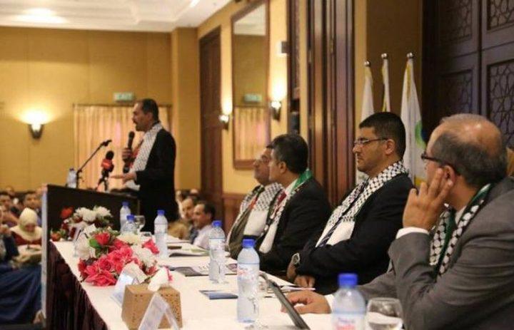 مجمع ناصر الطبي يفتتح مؤتمره العلمي الثامن