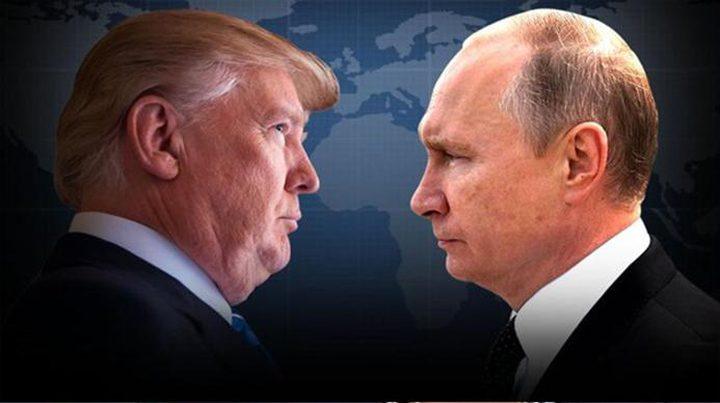 سر تراجع ترامب عن تصريحاته بشأن تدخل روسيا
