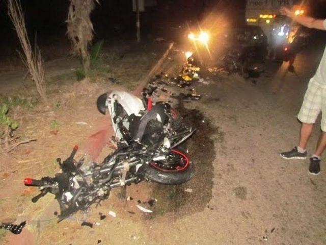 حوادث الدراجات النارية... على مَن تقع المسؤولية؟