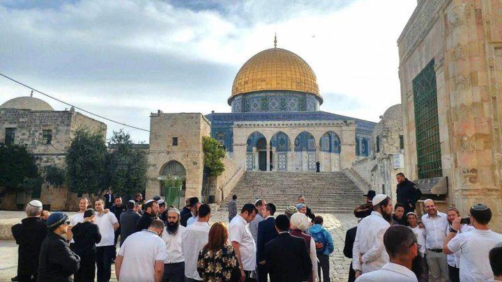 انتهاكات الاحتلال للأقصى ستقود إلى حرب دينية