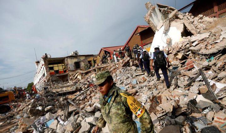 ارتفاع عدد مصابي زلزال إيران إلى 146