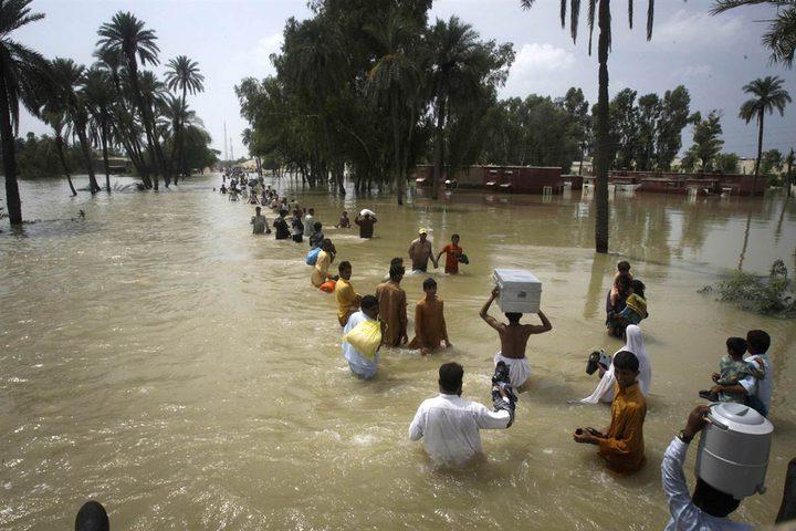 ارتفاع حصيلة ضحايا السيول في فيتنام الى 19 قتيلاً
