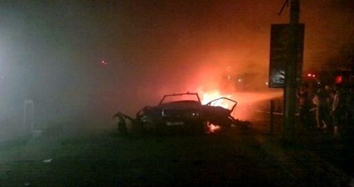 إصابة مواطنين في قصف إسرائيلي شمال القطاع