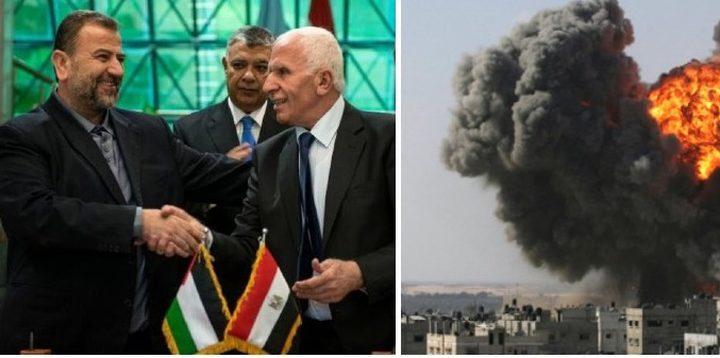 ورقتا المصالحة والتهدئة ومصير غزة القادم!