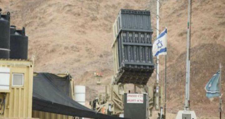 إسرائيل تفعّل نظاما دفاعيا على الحدود السورية