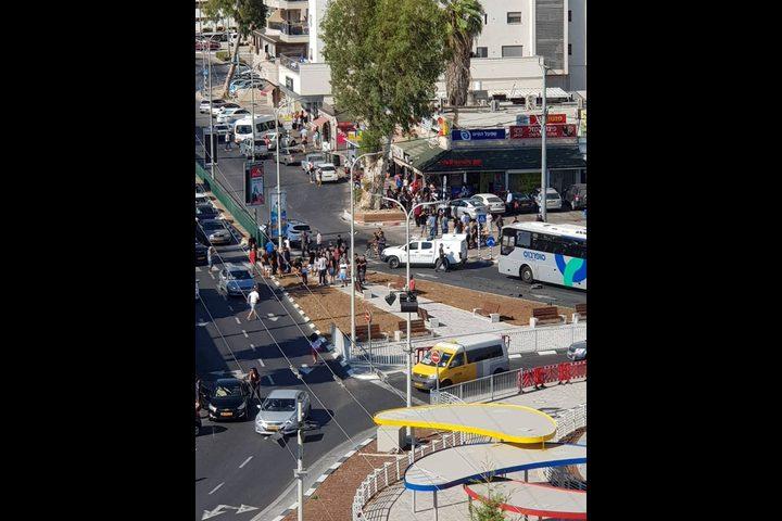 إصابة إسرائيلي في انفجار سيارته بالعفولة