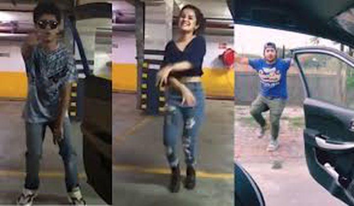 """بالفيديو...""""كيكي"""" رقصة تجتاح العالم بتهور!"""