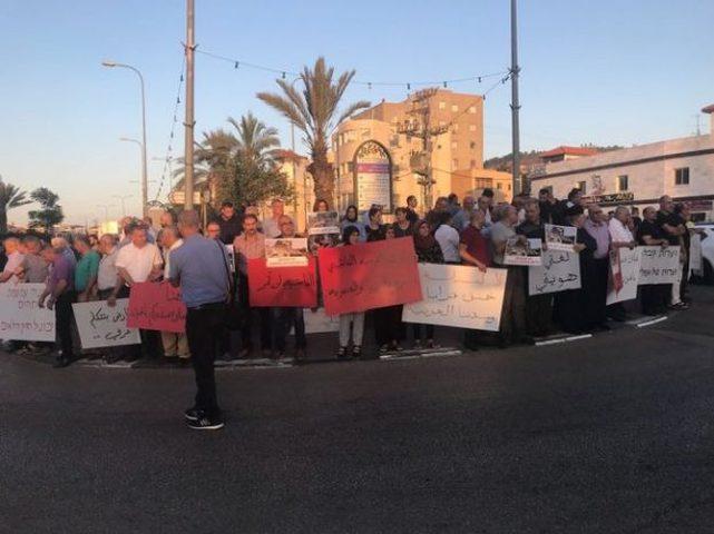 إضراب عام في سخنين احتجاجا على سياسة هدم المنازل