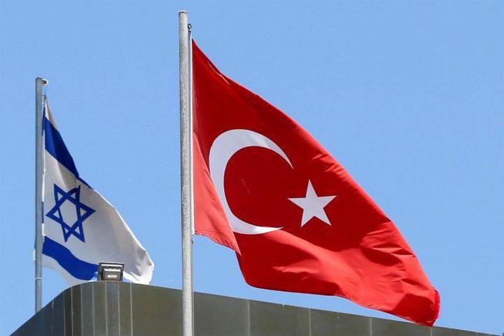 هجوم تركي إسرائيلي متبادل