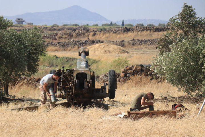 سوريا: العثور على مخزن أسلحة اسرائيلية تابع لداعش