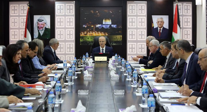 مجلس الوزراء يدعو الدول المانحة إلى توفير الدعم