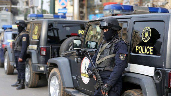 الأمن المصري يقتل 13 مسلحا في سيناء