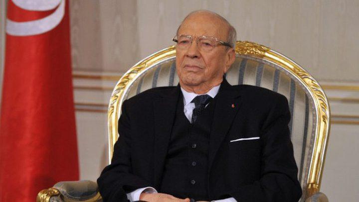 الرئيس التونسي: ندين قانون قومية الدولة العنصري