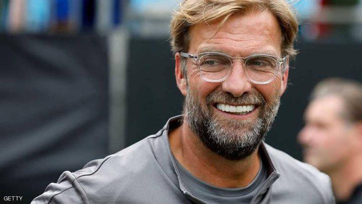 كلوب: ليفربول تحت الضغط للفوز بالألقاب