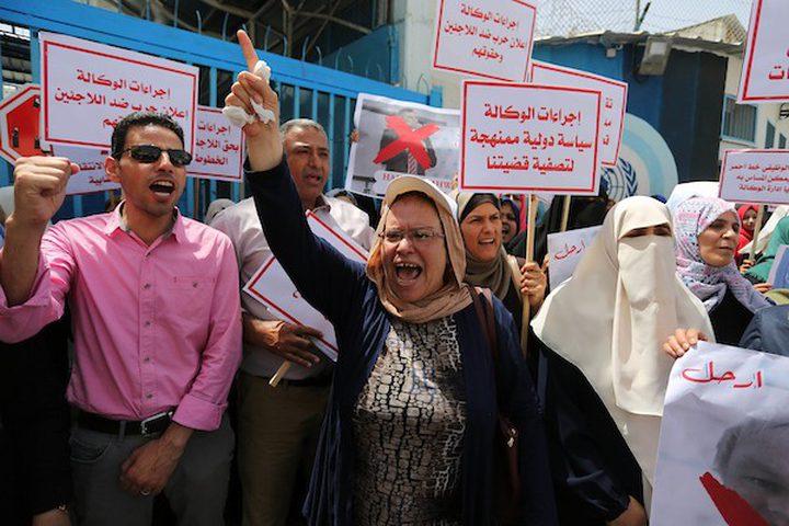 الأورومتوسطي: قرار الأونروا بفصل موظفي غزة تعسفي