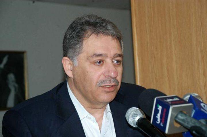 دبور: الصمود الفلسطيني مستمر بوجه الضغوط