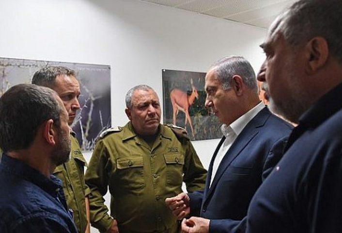 اردان: نقترب من شن عملية عسكرية واسعة في غزة