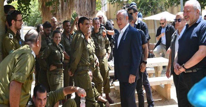 نتنياهو: إسرائيل تدير جبهتين صعبتين