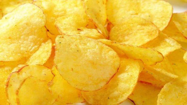 فوائد غير متوقعة لرقائق البطاطا