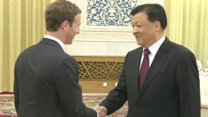 فيسبوك تخطط لافتتاح أول مقراتها في الصين