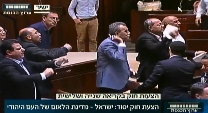 """""""قانون القومية"""" عدوان جديد على الهوية الفلسطينية"""