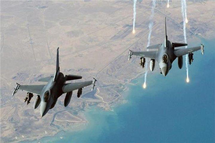 التحالف العربي يشن غارات جوية على ميناء الحديدة