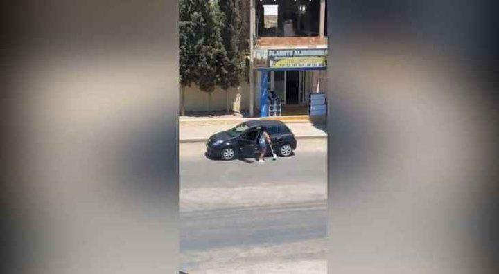 """نهاية ساخرة لتحدي """"كيكي"""" في تونس"""