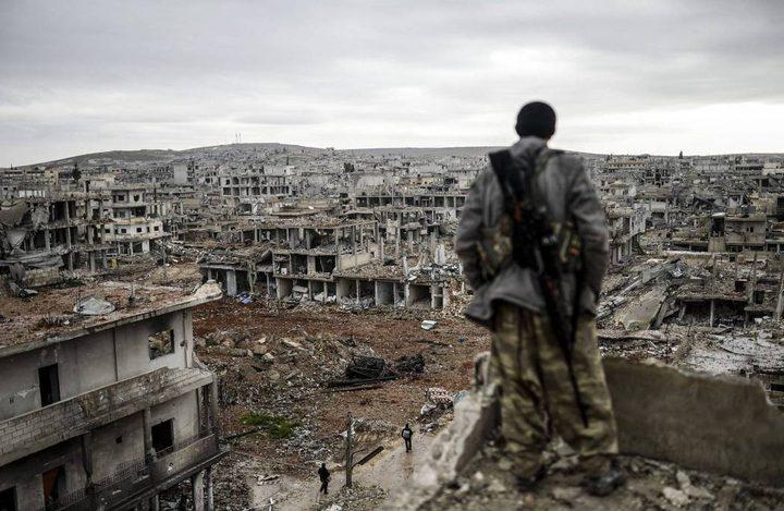 روسيا تدعو القوى العظمى لإعادة إعمار سوريا