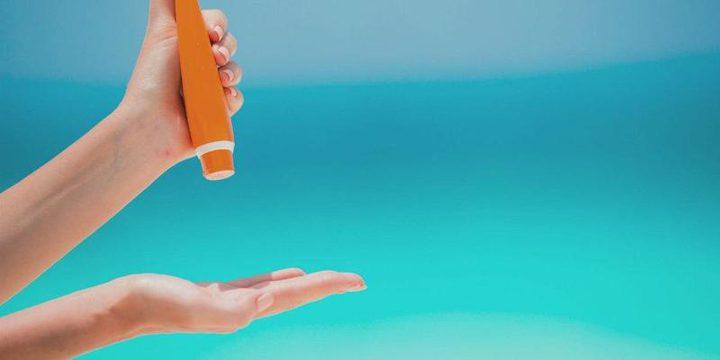 أصول استخدام كريم الوقاية من الشمس