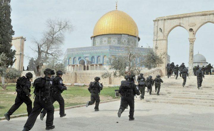 منصور يطلع الأمم المتحدة على آخر التطورات في القدس