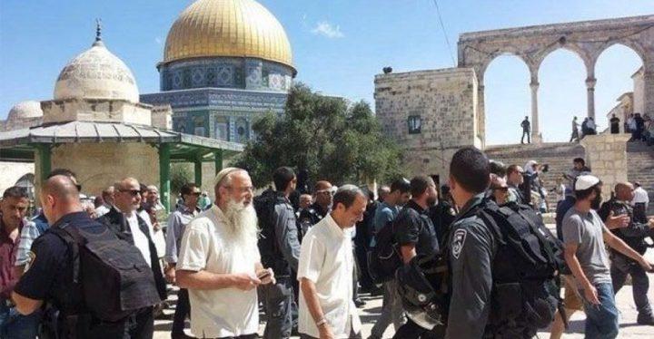 هيئات القدس: اقتحام الأقصى اعتداء مقصود