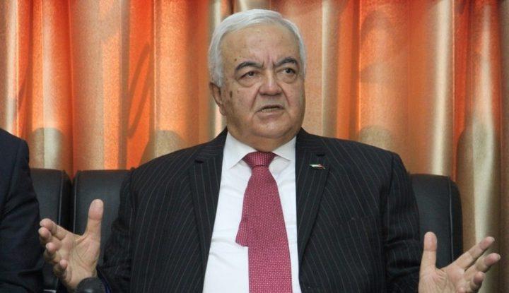 أبو شهلا: القيادة الفلسطينية هي المرجعية الوحيدة