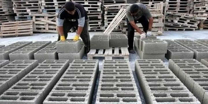 """""""الإحصاء"""" يعلن مؤشر خدمات البناء خلال الشهر الماضي"""