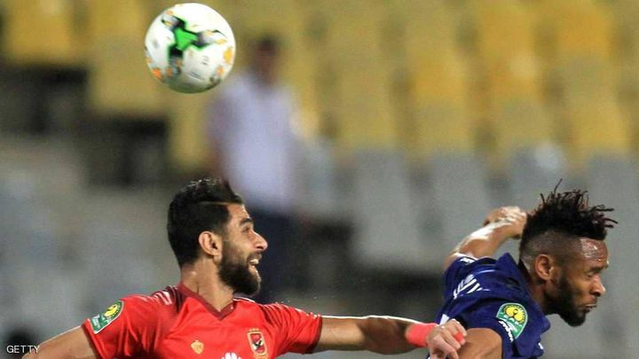 الأهلي يلامس ربع النهائي الأفريقي