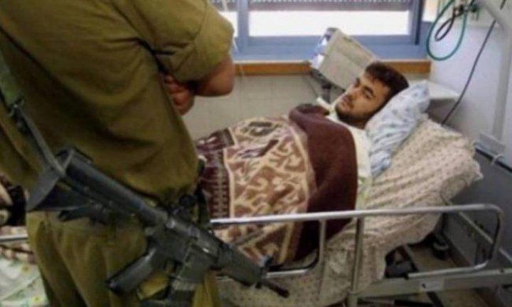 الأسير رجائي عبد القادر لا يزال ينتظر العلاج