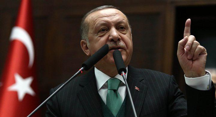 أردوغان: سنتجه للتحكيم الدولي إذا لم نزود بإف-35