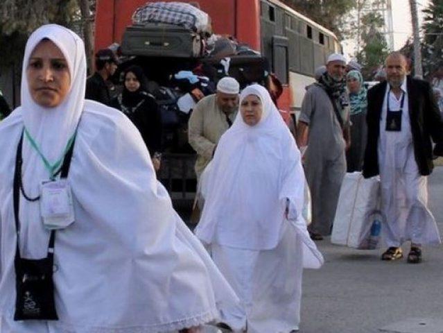 مصر تخصص أربعة أيام لسفر الحجاج إلى السعودية