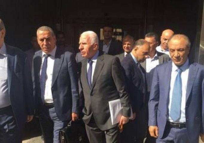 قيادي فتحاوي:وفد رفيع المستوى سيتوجه للقاهرة اليوم
