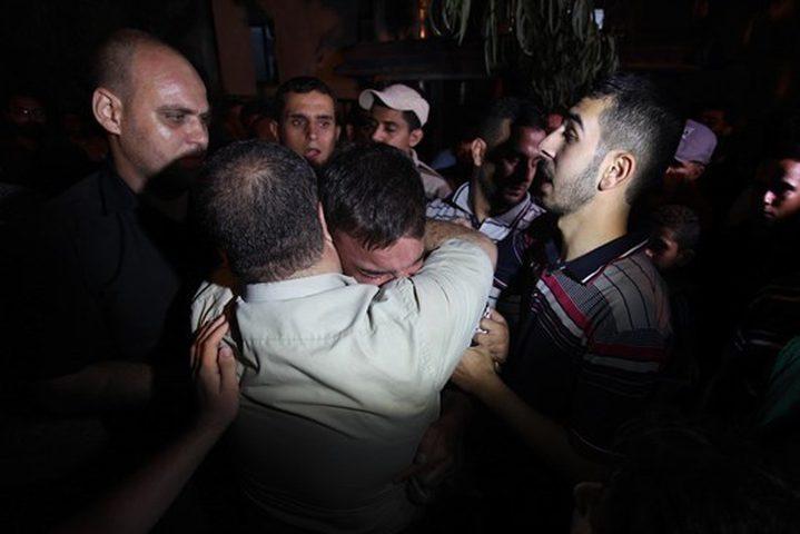 شهيدان في قصف إسرائيلي شمال قطاع غزة