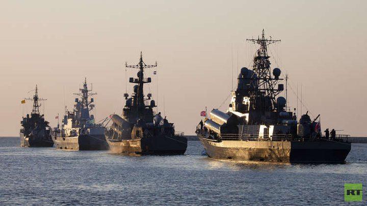 تقاليد العروض البحرية العسكرية الروسية
